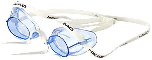 Head Racer Tpr Masque de plongée Unisexe Transparente / Azul