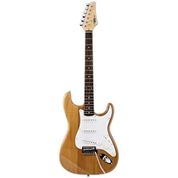 Legacy Solid Body Electric Guitar Natural