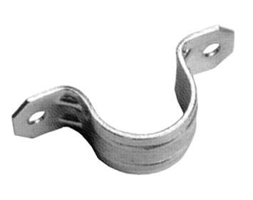 Acero inoxidable A4 abrazadera para 25 mm tubos: Amazon.es ...