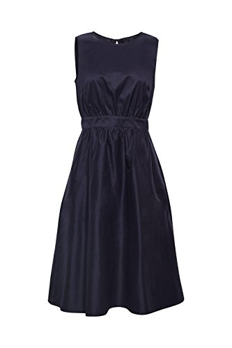 ESPRIT Collection Damen Kleid Blau Navy 400 U2obScG5OT - kingdom ...