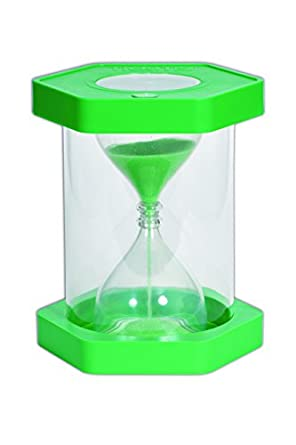 amazon com tickit 9506 giant clearview sand timer 1 minute