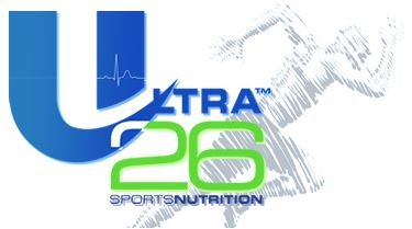 Ultra 26 Endurance and Recovery Powder: Lemon-Lime (20 serving container) 2.03 lbs