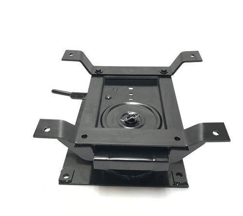 Sportsmobile Passenger Swivel Seat Base for Ford E-Series ()