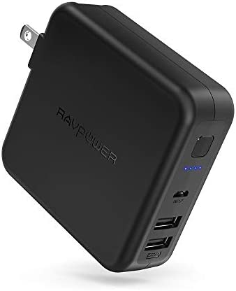 Portable RAVPower External Universal Compatible