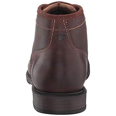Florsheim Men's Vandall Cap Toe Lace Up Boot Ankle | Boots