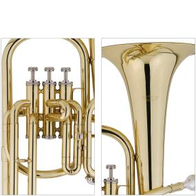 Jean Baptiste 481LU Eb Alto Horn