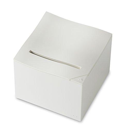 MANGOSLAB Nemonic MIP-001W Sticky Note Inkless Thermal Printer, Coconut White
