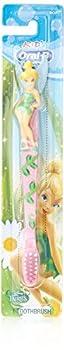 Oral-b Kid's Disney Fairies Manual Toothbrush 0