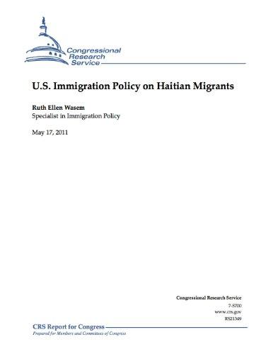 U.S. Immigration Policy on Haitian Migrants