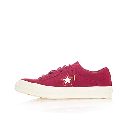 163192c One Sneakers Converse Donna Star Ox field Rhubarb wAFUEqXg