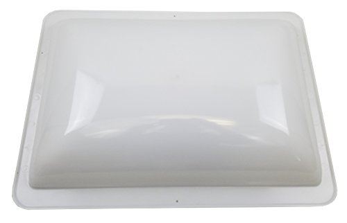 Class A Customs Premium Heavy Duty 17 x 24 rv Interior Replacement Skylight White Plastic roof Trailer