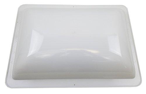 Class A Customs PREMIUM Heavy Duty 17 x 24 rv INTERIOR replacement SKYLIGHT WHITE plastic roof trailer