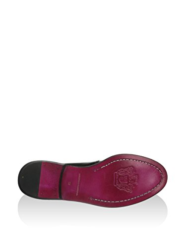 41 Negro 39 Hamilton Zapatos Derby Eu Melvin amp; Sally fOTwqpq