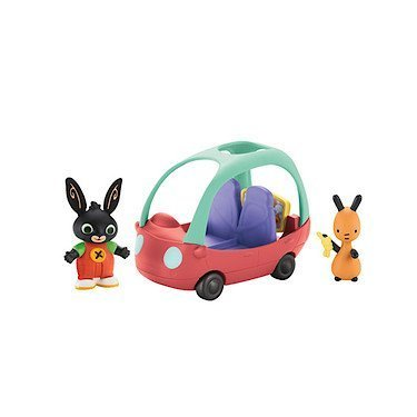 Bing CDY36 A Flop's Car Vehicle and Figure Set by Bing