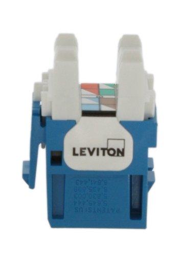 31mMlRcMMmL amazon com leviton 61110 rl6 extreme 6 quickport connector, cat leviton 41106-rw6 wiring diagram at fashall.co
