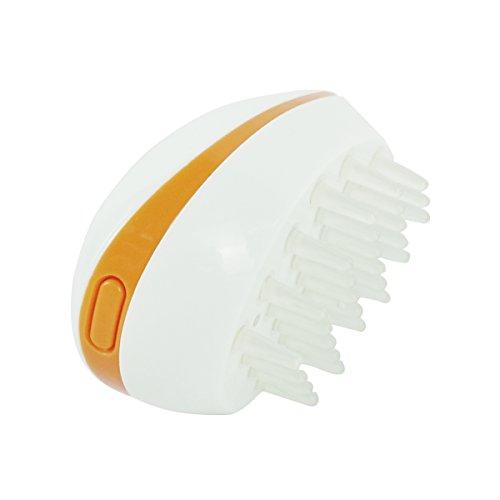 GESS Vibration Scalp Massage Vibrating Hair Brush Shampoo Massager