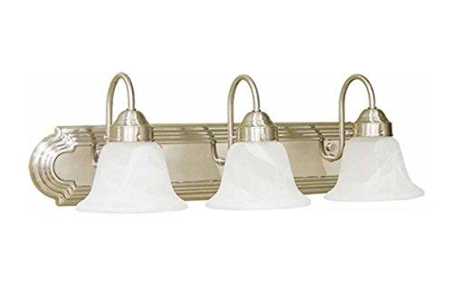 Volume Lighting V1343-33 3-Light Bath Bracket Mounts Up or -