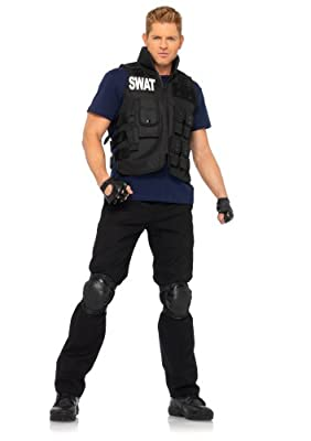 Leg Avenue - SWAT Commander Adult Costume