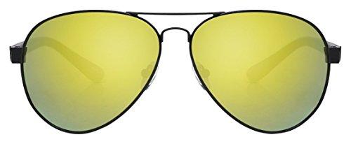 PERVERSE sunglasses Amore Aviator Sunglasses, Sunshine