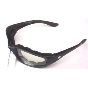 9cf17c1288 Image Unavailable. Image not available for. Color  Clear Motorcycle Glasses  ...
