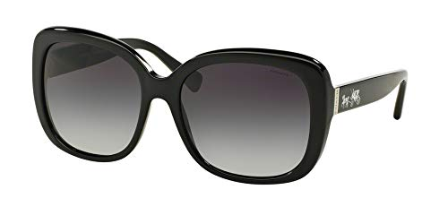 Coach Women HC8158 Sunglasses ()