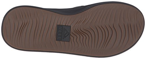 Chanclas Reef Rover Le Brown negro/marrón