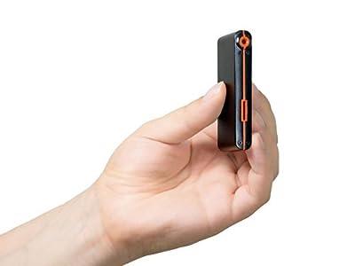 MicroSD Sound Activated Pinhole Spy Camera & Recorder Colour Mini DVR