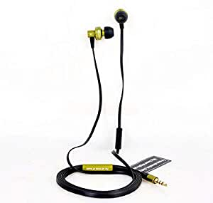 Hi-Definition In Ear Earphone compatible for iphone ipod Samsung HTC Nokia
