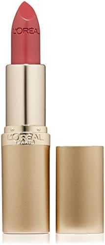 L'Oréal Paris Colour Riche Lipstick, Blushing Berry, 0.13 oz.