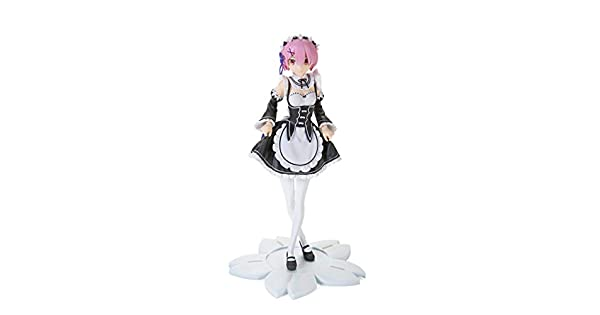 Sega Re Zero Starting Life in Another World Anime Curtsey Figure Maid Ram SG6813