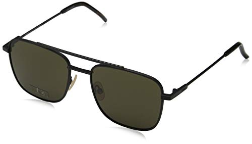 Fendi FF M 0008/S ‑ Matte Black 0003 Sunglasses