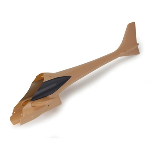 E-Flite Rear Body, Marines without Decals: Blade CX/2/3