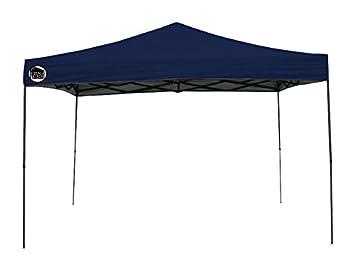 Shade Tech II ST144 12u0027x12u0027 Instant Canopy - Midnight Blue  sc 1 st  Amazon.com & Amazon.com: Shade Tech II ST144 12u0027x12u0027 Instant Canopy - Midnight ...