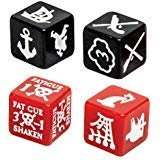 FIRELOCK GAMES Blood & Plunder: Marker Dice Set