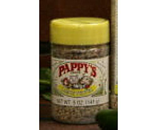 Pappy's Choice Seasonings - Lemon Pepper. For BBQ, smoked brisket, steak, beef, chicken, fajita, hogs, rib, seafood, bagel, popcorn, jerk, pizza & more. Seasoning gift sets, spice mixes rubs