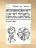 King and Government, Thomas Davis, 1171373090