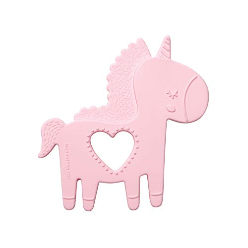 Manhattan Toy Adorables Petals Unicorn Silicone Teether