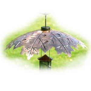 (Woodlink Brushed Copper 18 Weather Shield Model COPLEAF18 by Woodlink)