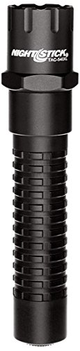 Nightstick TAC-540XL Xtreme Lumens Metal Multi-Function Tactical Flashlight-Non-Rechargeable, Batteries Included, 6.25-Inch, Black