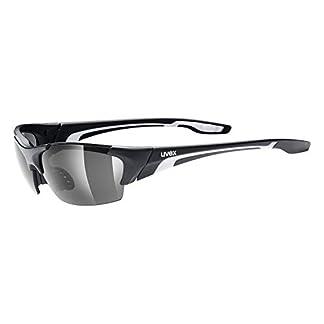 Uvex Unisex Blaze III Sportbrille, One Size, black mat 4