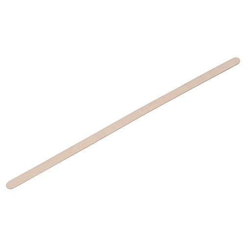Birch Wood Coffee / Beverage Stirrers 7'' (1000 pack) Eco-Friendly Great For Your Coffee Nook. by CulinWare (Image #1)