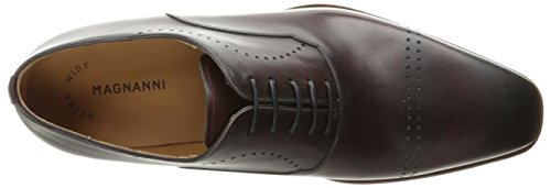 free shipping official Magnanni Men's Zeen Oxford Burgundy clearance professional mNVi4OAVqa