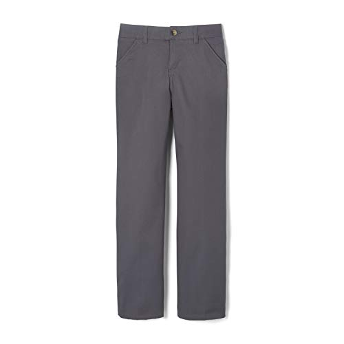 French Toast Girls' Pull-On Twill Pant