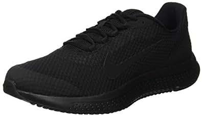 Nike Men's Run All Day Shoes, Black, Black, 9 US
