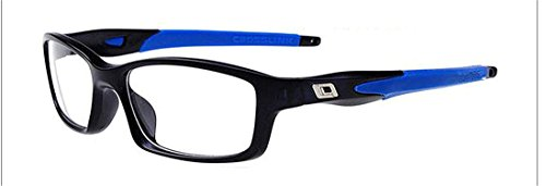 Full-rim TR-90 Flexible Rx-able Prescription Optical frame E