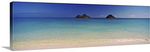 Islands Canvas Wall Art