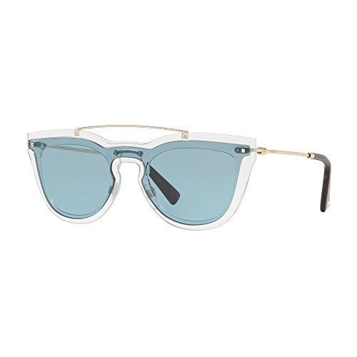 3aefce5b2d 60% de descuento Valentino 0VA4008 502480, Gafas de Sol para Mujer,  Transparente (