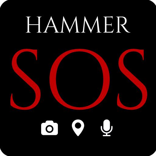 Hammer Security - Botón de Pánico, Anti Secuestro, SOS 🚨: Amazon.es: Appstore para Android