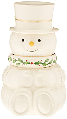 Lenox Happy Holly Days Snowman Stackable Bowls, Set of 3