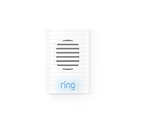 Price comparison product image Ring Chime, A Wi-Fi-Enabled Speaker for Your Ring Video Doorbell